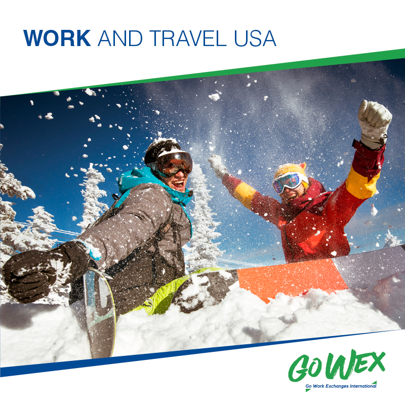 Work and Travel USA 2018-2019