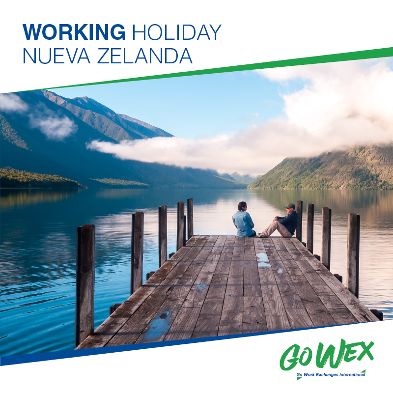 Working Holiday New Zealand 2019